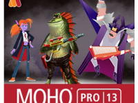 Moho Pro 13.0 Crack + Serial Code Free Final Download