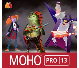 Moho Pro 13.0.2 Crack + Serial Code Free Final Download 2021