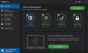 Total AV Antivirus 2020 Crack + License Code Full Version