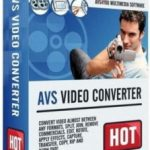 AVS Video Converter 12.1.2.669 Crack With Product Key Latest 2021