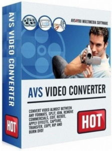 AVS Video Converter 12.1.1.660 Crack With Product Key [Latest Version]