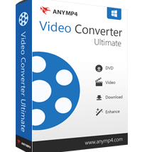 AnyMP4 Video Converter Ultimate 8.0.16 Crack With Patch 2020