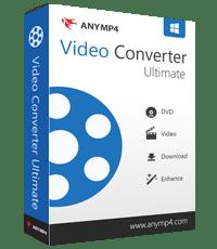 AnyMP4 Video Converter Ultimate 7.2.62 Crack & Keygen Free Download