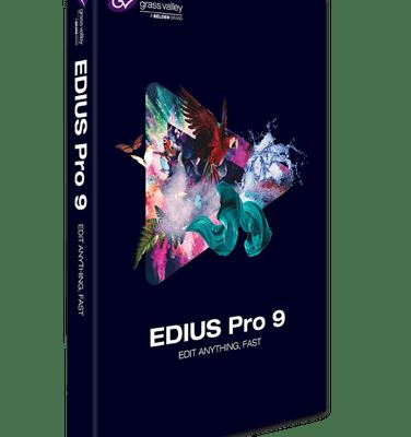 EDIUS Pro 9.52.6384 Crack + Serial Key Free {Mac/Win} 2020