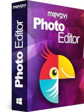 Movavi Photo Editor 6.7.0 Crack + Serial Key Free Portable 2020
