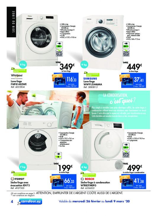 Carrefour Depliant Du 26 02 2020 Au 09 03 2020 Page 4 Depliants Be