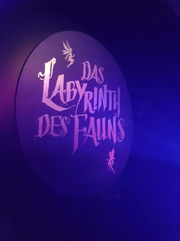Labyrinth des Fauns Cornelia Funke Meet & Greet