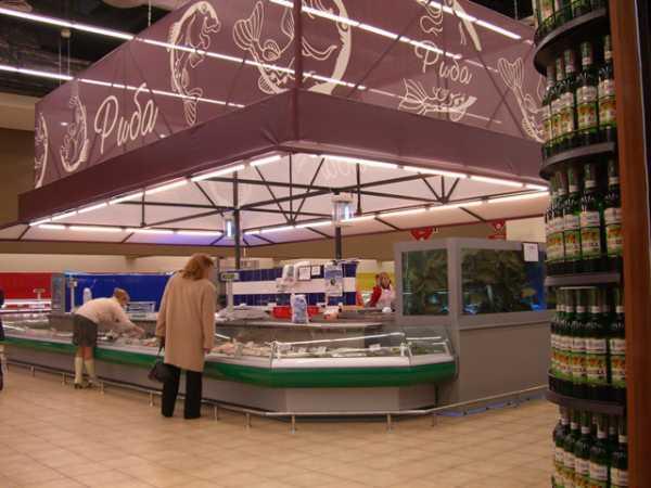Оформление магазина рыбного – Дизайн рыбного магазина (20 ...