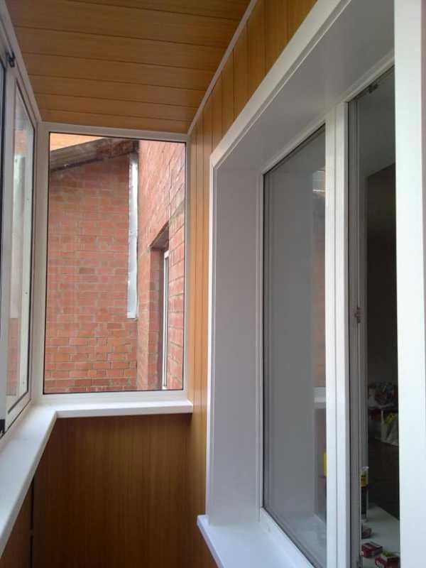 Отделка балкона внутри – Внутренняя отделка балкона ...