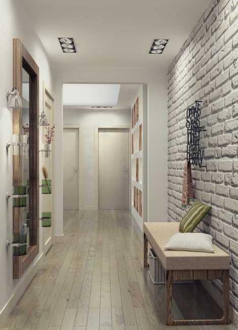 Плитка коридор – керамическая напольная плитка для ...