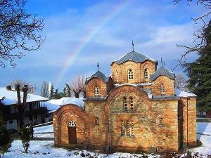 Church of St. Panteleimon (Gorno Nerezi)