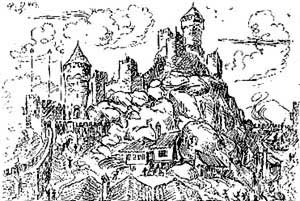 A Reconstruction of Prilep in the Middle Ages