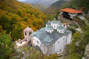 The Monastery of St. Jovan Osogovski