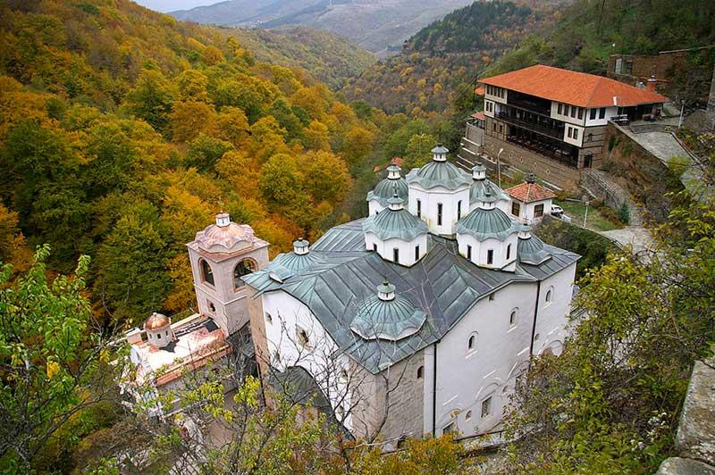 The Monastery of St. Jovan Osogovski