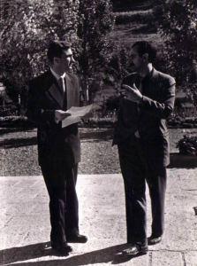 Vlado Maleski and Aco Shopov.