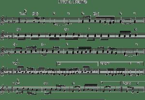 Jovano Jovanke Sheet Music