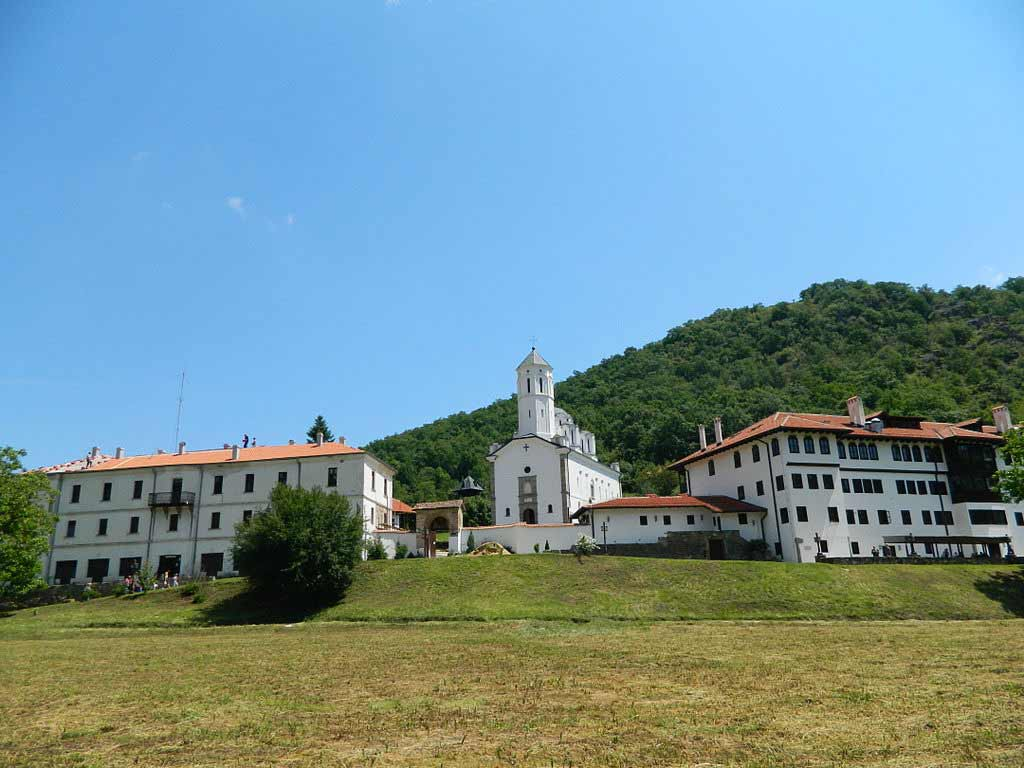 The first plenary session of ASNOM was convened underground on August 2 1944 at Prohor Pcinjski Monastery