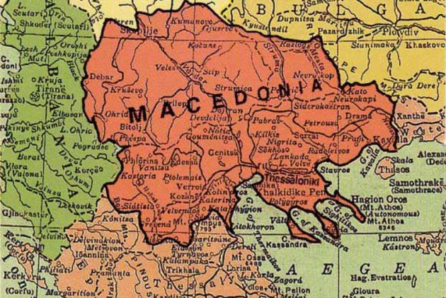 Where are the Macedonians in Aegean Macedonia