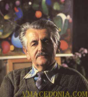Vangel Naumoski (1922 - 2006)