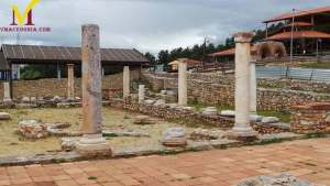 Plaoshnik, Ohrid, Macedonia.