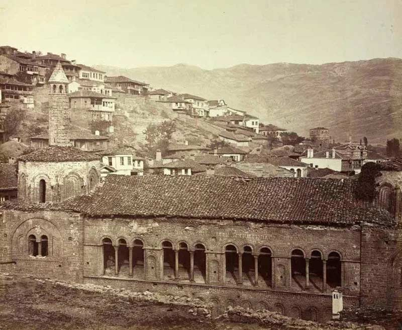Ohrid during the Balkan Wars – History of Ohrid