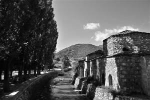 Old Hamam in Tetovo.