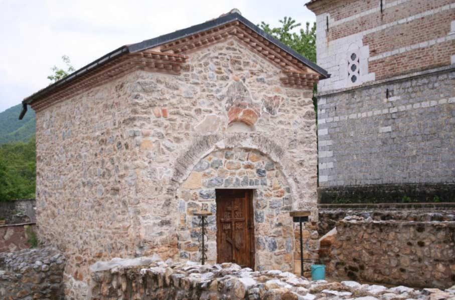 All Saints Church, Leshani.