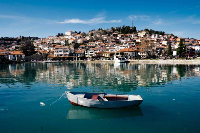 Fishing industry and wood-carving – History of Ohrid
