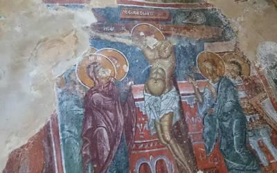 St. Athanasius Cave Church