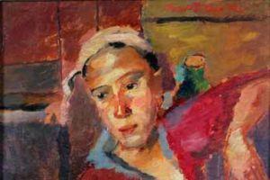 Nikola Martinoski - Waitress - Келнерка - 1935