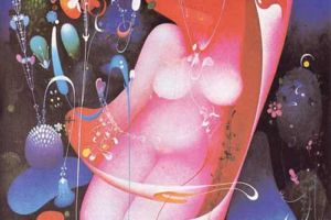 Vangel Naumovski - Lake Bride - 1973