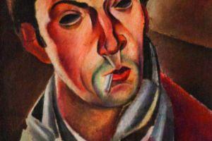 Self-portrait - Autoportrait - Автопортрет - 1931