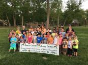Over 75 kids participated in this year's Derby!