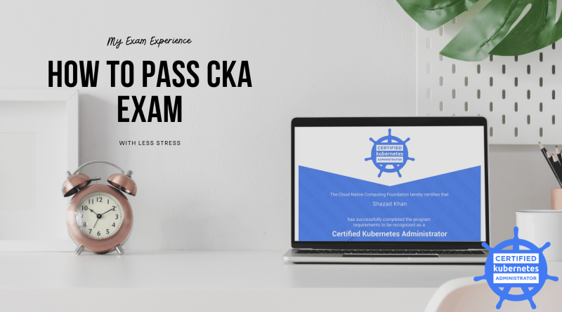 How to pass CKA exam