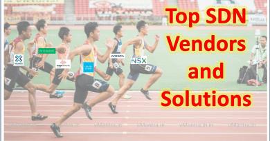 Top SDN Vendors