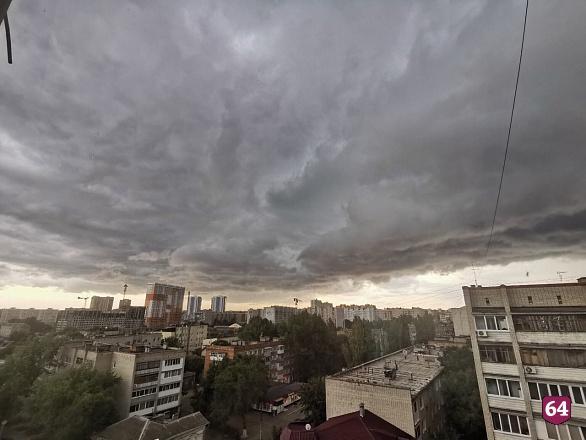 саратов дожди - прогноз погоды в саратове
