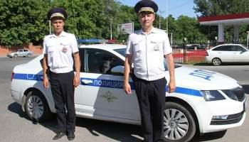Сотрудники ДПС помогли - подслушано саратов