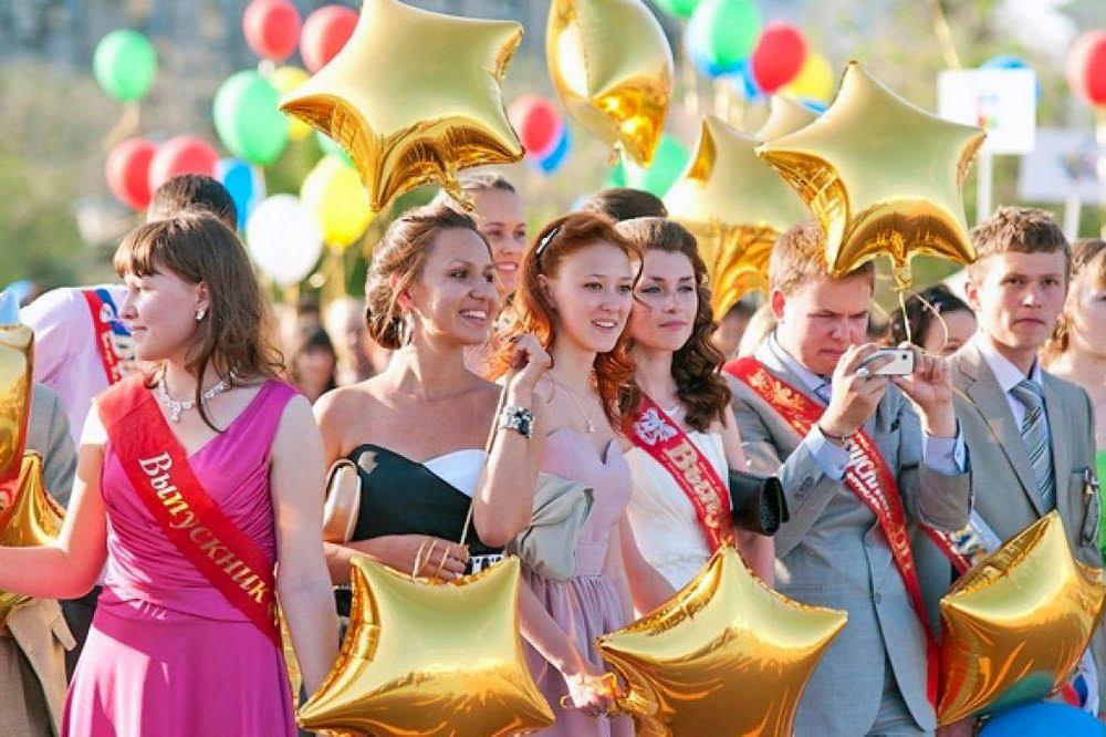 выпускные в саратовской области