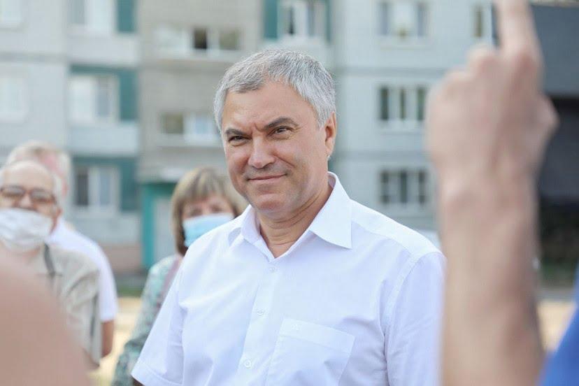 вячеслав володин предложил - новости саратов