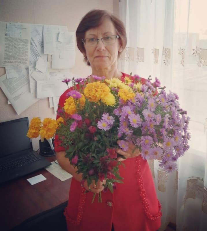 Наталья Зиновьева празднует день рождения