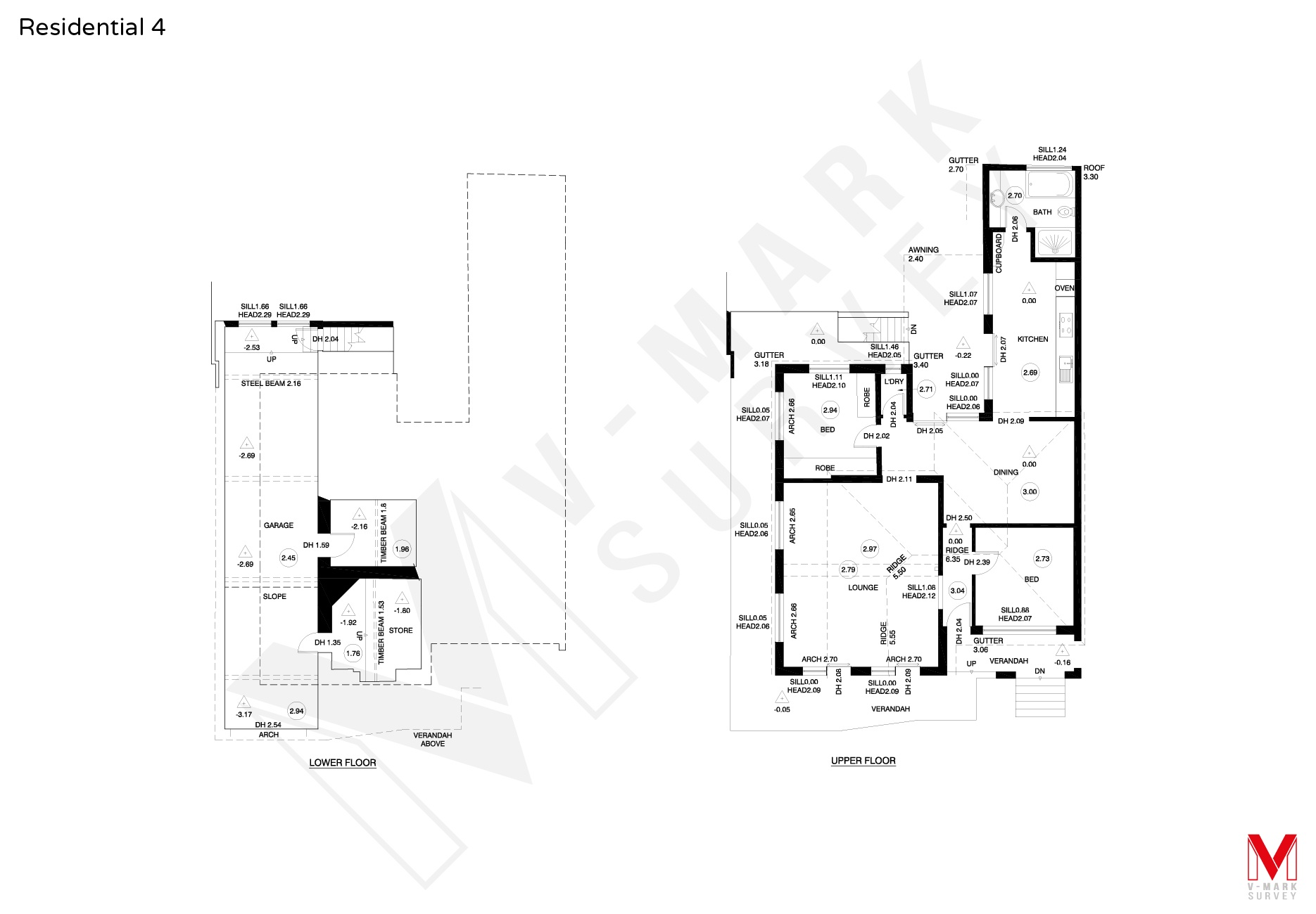Reflected Ceiling Plan Services Sydney