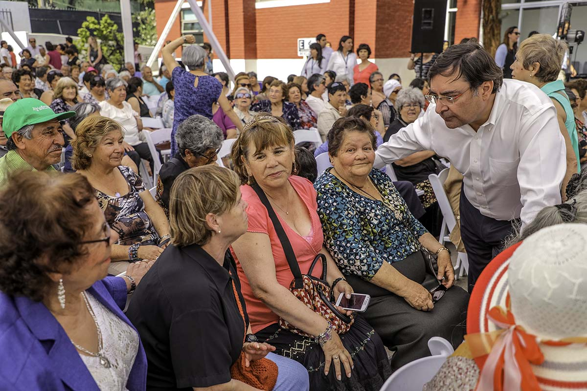 Felipe Guevara - alcalde de Lo Barnechea