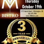 3 Year Anniversary Party at VM Bistro