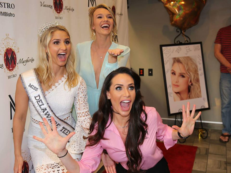 Say Cheese at the Miss Delaware Teen USA 2018 Party