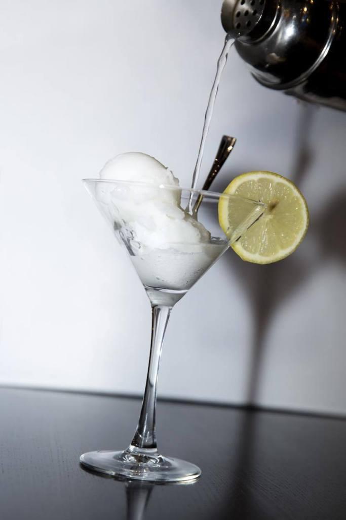 Limoncello Iced Martini To-Go