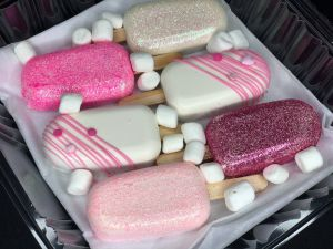 The Princess Pack Cakesicles