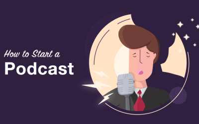 Step-By-Step Guide: How to Start a Podcast