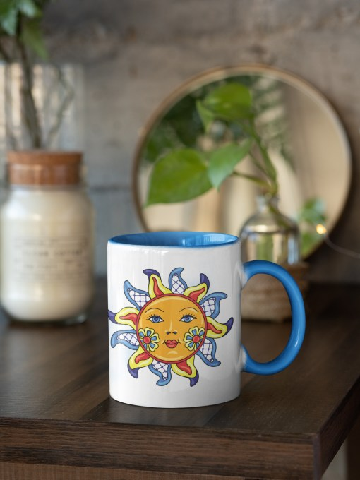 Mexican Sun Coffee Mug