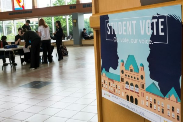 Students pick Horwath and the NDP to win majority ...