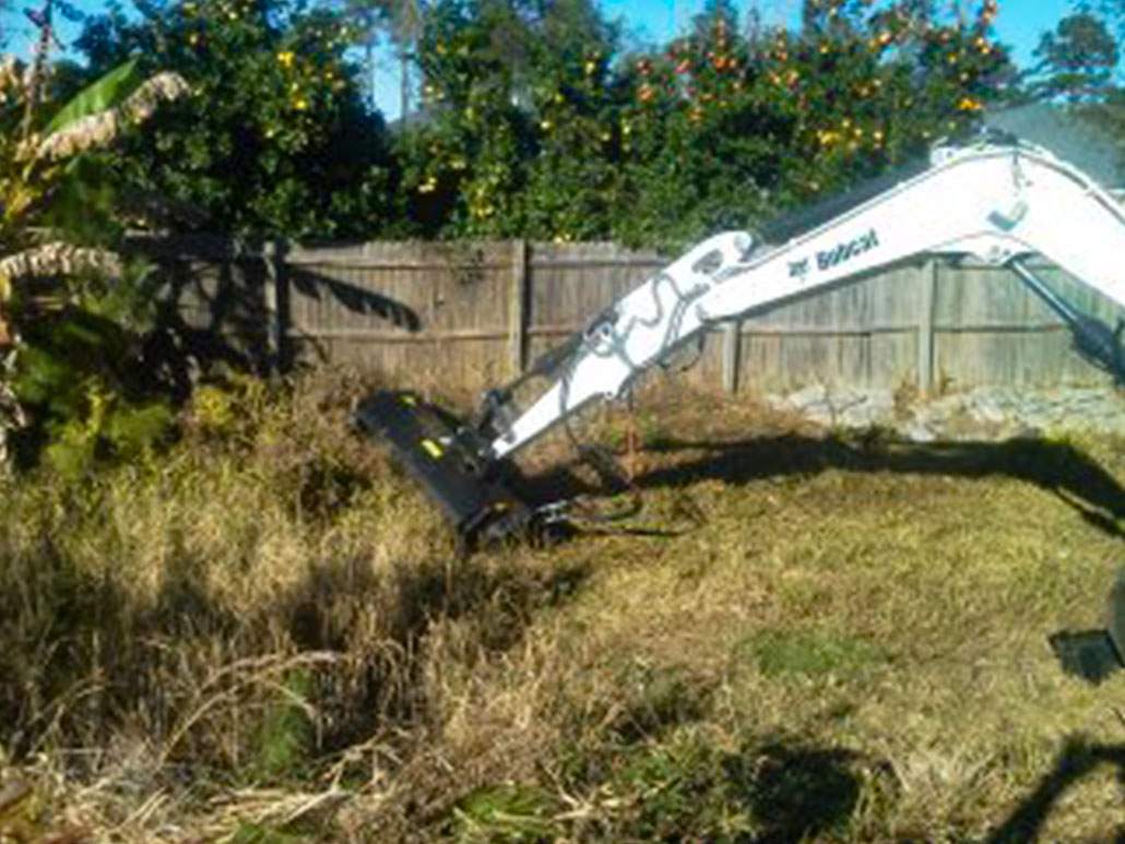 Excavator Flail Mower | Brush Cutters & other Well-Built